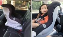 child car seat isaac