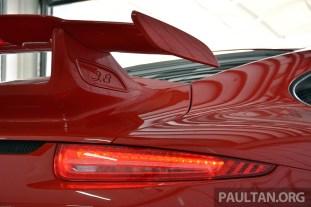 Porsche 911 GT3 Sepang 7