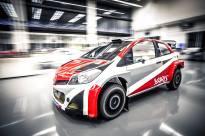 Toyota Yaris WRC-01
