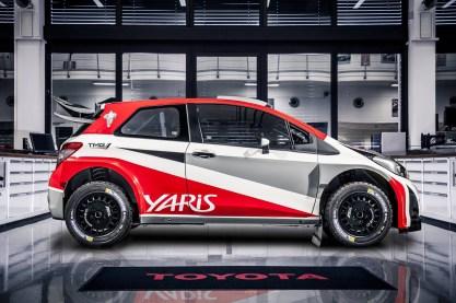 Toyota Yaris WRC-05