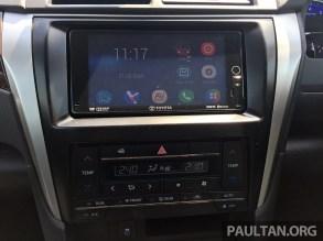 2015 Toyota Camry 2.0 CKD 15