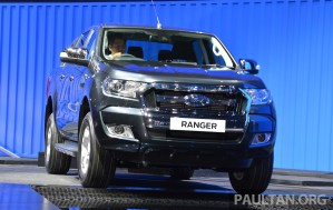 Ford Ranger Facelift BKK 2015 3