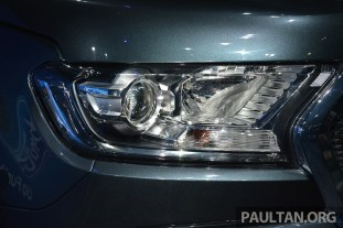 Ford Ranger Facelift BKK 2015 37