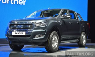 Ford Ranger Facelift BKK 2015 6