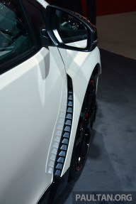 Honda Civic Type R Geneva Live 11