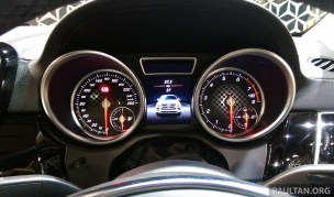2015 Mercedes-Benz GLE 450 AMG 10