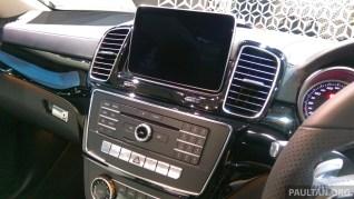 2015 Mercedes-Benz GLE 450 AMG 9