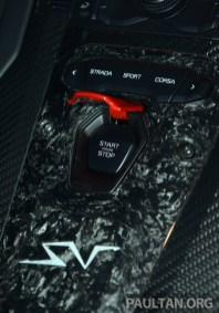 Lamborghini Aventador SV 33
