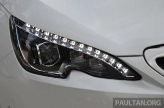 Peugeot 308 Intl Test Drive 20