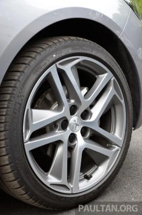 Peugeot 308 Intl Test Drive 23
