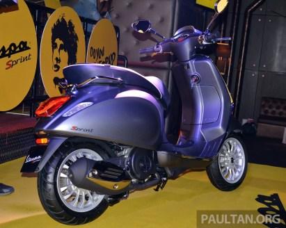 Vespa Sprint Malaysia 33