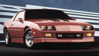 1988 Chevrolet Camaro IROC Z