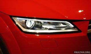 2015 Audi TT 2.0 TFSI 26