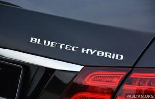 E 300 Bluetec Hybrid 40