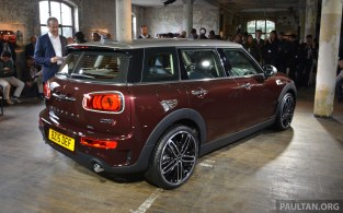 F54 MINI Clubman Berlin 4