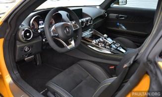 Mercedes-AMG GT S SF 55