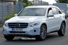 Mercedes GLC summer 2