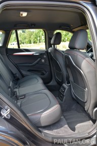 F48 BMW X1 Review 52