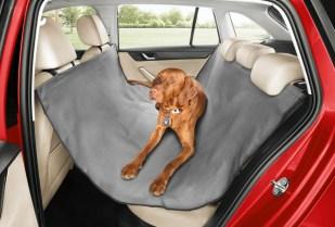 skoda dog backseat protector