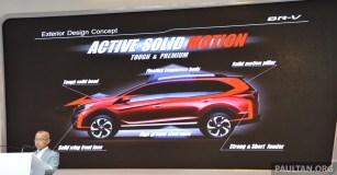 Honda BR-V presentation Indonesia 4