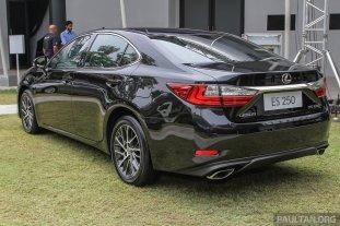 Lexus ES 250 Luxury 66