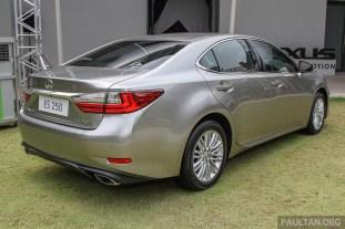 Lexus ES 250 Premium 5