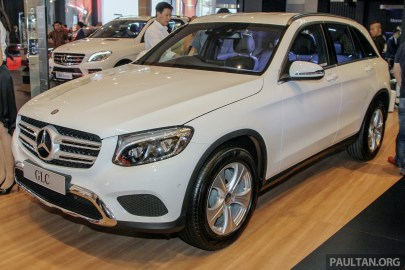 Mercedes-Benz GLC 250 2