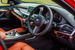 The New BMW X6 M (10)
