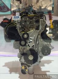 Toyota Daihatsu Perodua NR Engine 3