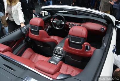 Mercedes-Benz S-Class Cabriolet S63 4