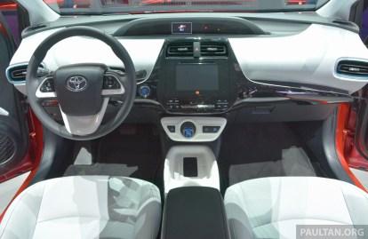 Toyota Prius 4th-gen Frankfurt 13