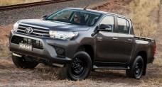 2015 Toyota HiLux 4x4 SR double cab