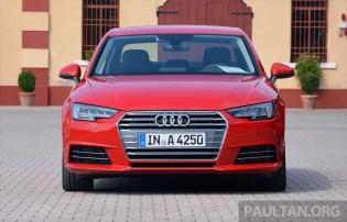 Audi A4 B9 Venice Review 65