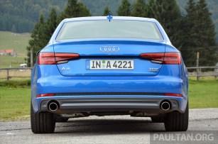 Audi A4 B9 Venice Review 78