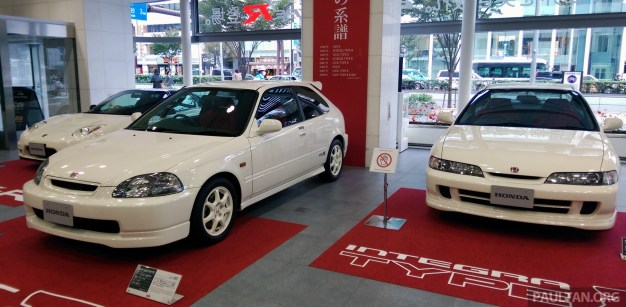 Honda Civic Type R Minato HQ-20