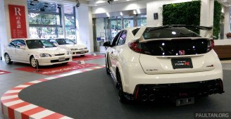 Honda Civic Type R Minato HQ-23