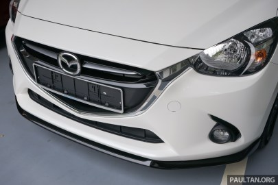Mazda 2 Sedan Bodykit 5