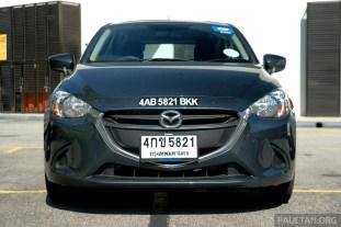 Mazda 2 SkyActiv-D Clean Diesel Challenge 18