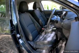 Mazda 2 SkyActiv-D Clean Diesel Challenge 35