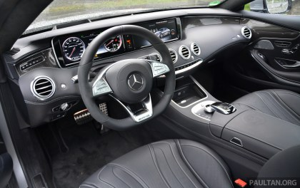 Mercedes-Benz S 63 AMG Coupe-19