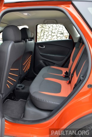 Renault Captur Review 35