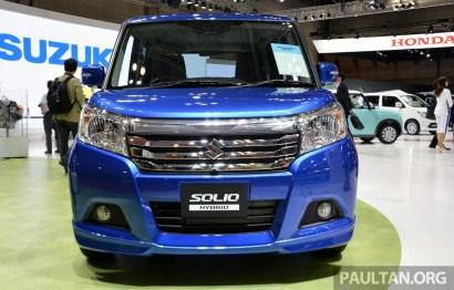 Suzuki Solio Hybrid TMS-13