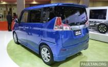 Suzuki Solio Hybrid TMS-3