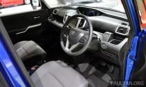 Suzuki Solio Hybrid TMS-9
