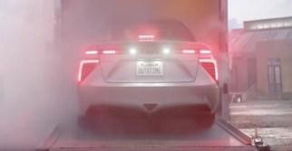 Toyota Mirai Back to the Future screenshot-02