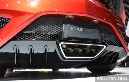 Honda NSX TMS-17