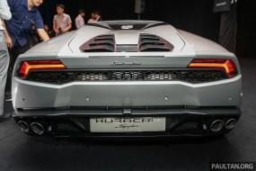 Lamborghini Huracan LP610-4 Spyder 17