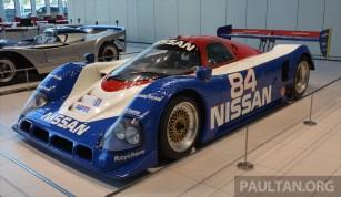 Nissan Global HQ Gallery Hall 12