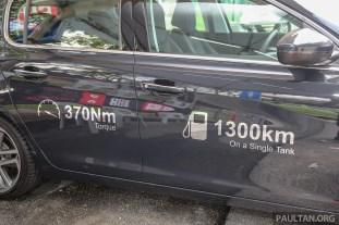 Peugeot 308 e-HDi Malaysia 16