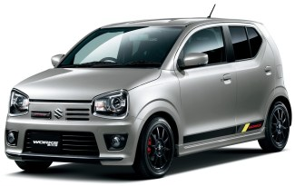 Suzuki Alto Works Japan